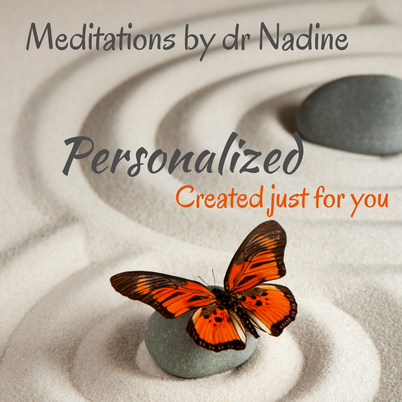Personalized Meditation MP3