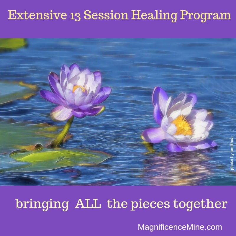 Extensive 13 Session HEALING PROGRAM