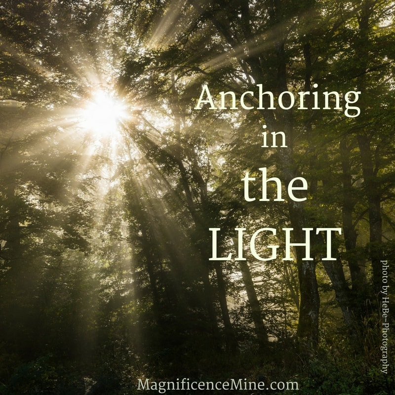 Anchoring in the LIGHT (41:31 min. mp3)