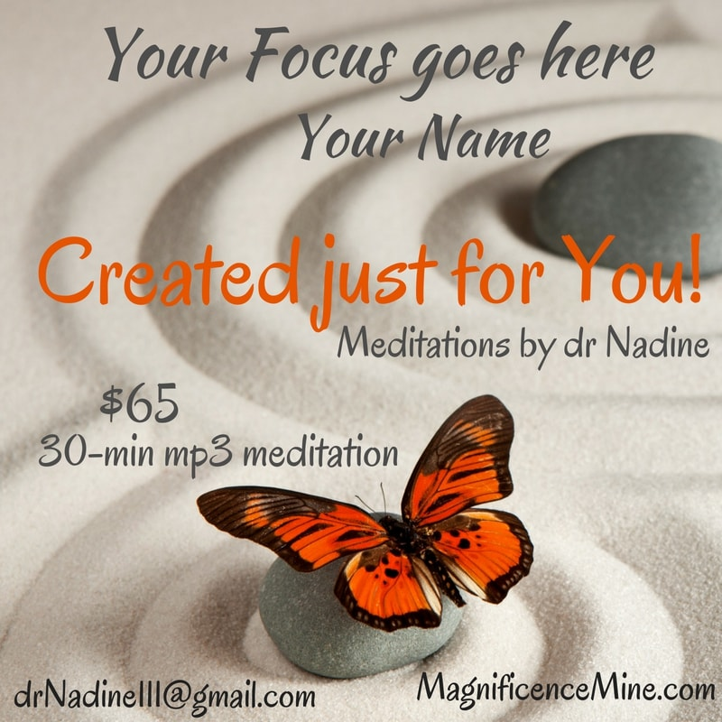 Created Just for YOU - Personalized Meditation MP3