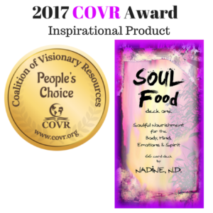 COVR Award for Inspirational Product